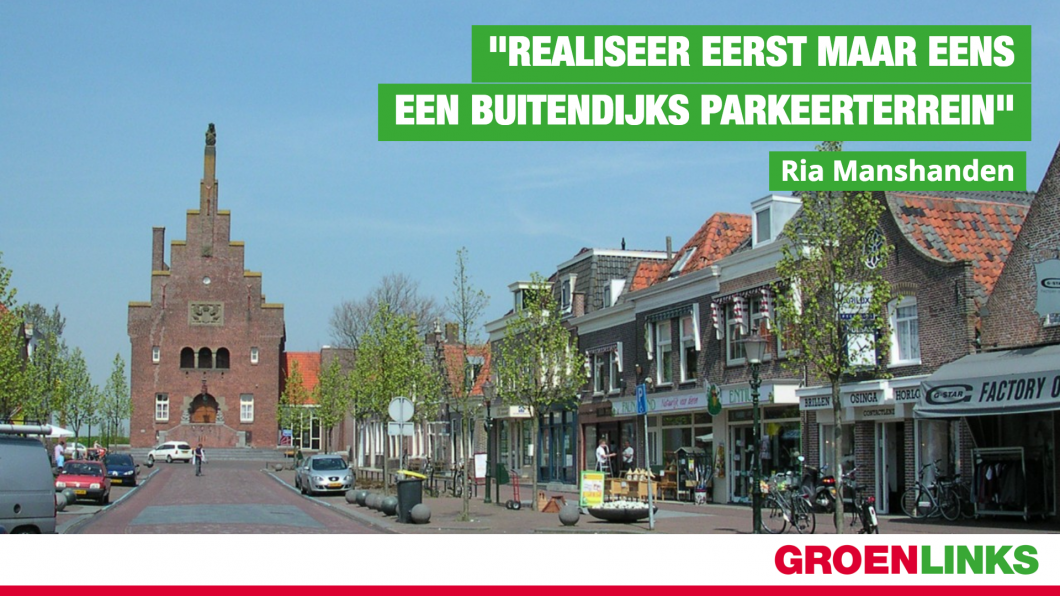Parkeren in Medemblik